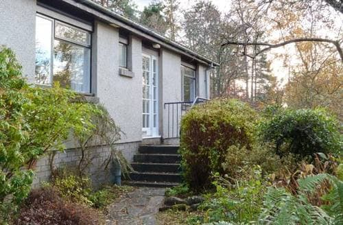 Big Cottages - Superb Kingussie Rental S5491