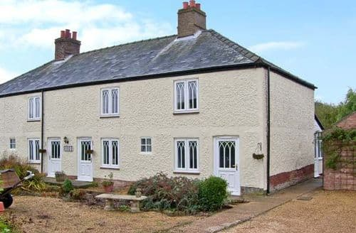 Last Minute Cottages - Crossing Row Cottage