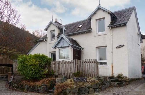 Last Minute Cottages - Lovely Fort William Cottage S5800