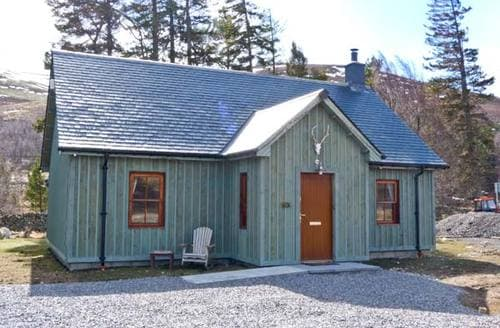 Last Minute Cottages - Exquisite Ballater Lodge S5623