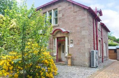 Last Minute Cottages - Splendid Strathpeffer Rental S5664