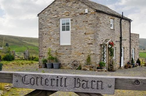 Last Minute Cottages - Cotterill Barn