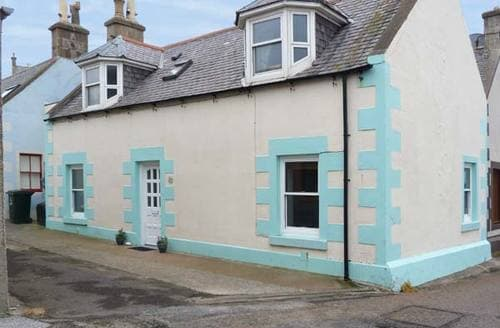 Last Minute Cottages - Charming Buckie Cottage S5692