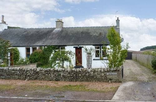 Last Minute Cottages - Splendid Cupar Cottage S5735