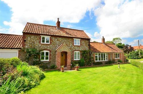 Last Minute Cottages - Beautiful Hempstead Rental S12021
