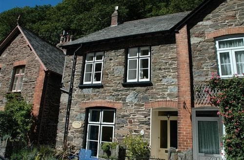 Last Minute Cottages - Inviting Lynmouth Rental S9804