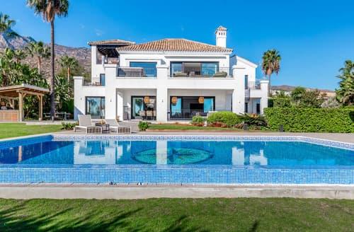 Last Minute Cottages - Villa Azahara
