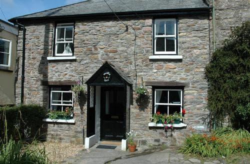 Last Minute Cottages - Dunbar Cottage