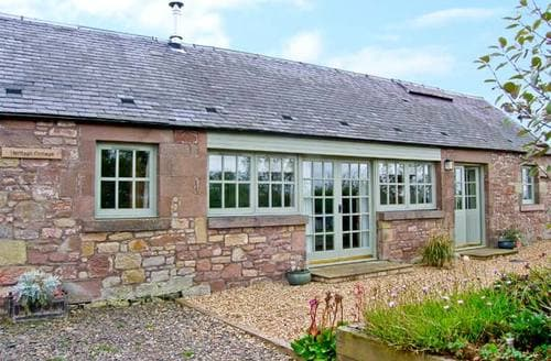 Last Minute Cottages - Lovely Duns Heritage S5818