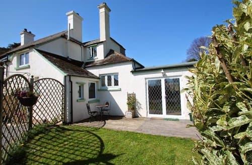 Last Minute Cottages - Groomscott Apartment, Porlock