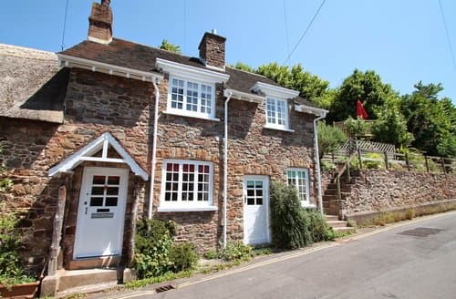 Last Minute Cottages - Stag Cottage, Porlock