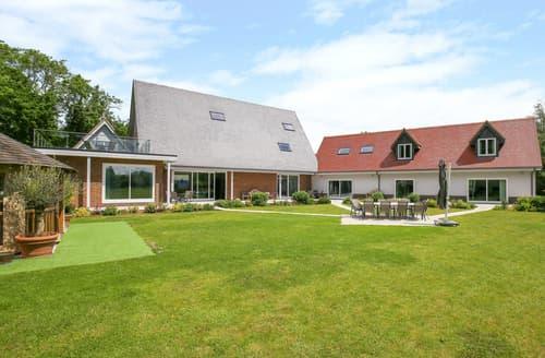 Last Minute Cottages - Frilford Grange
