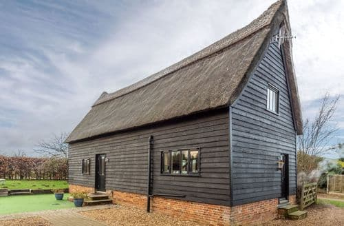 Last Minute Cottages - The Pottery Barn, Butley