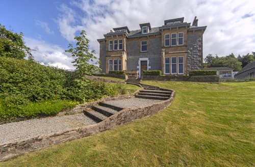 Last Minute Cottages - Blythswood House