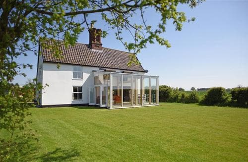 Last Minute Cottages - Charming Framlingham Cottage S50622