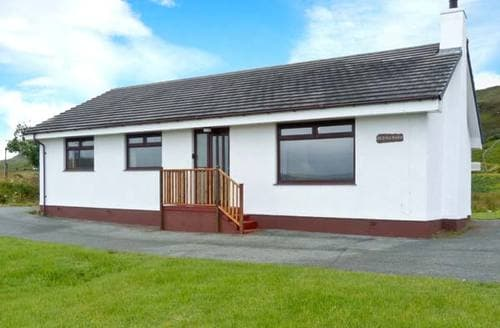 Big Cottages - Gorgeous Isle Of Skye Rental S5914