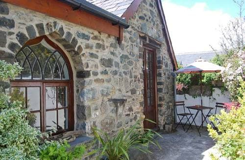 Last Minute Cottages - Tasteful Barmouth Gwaelod S6022