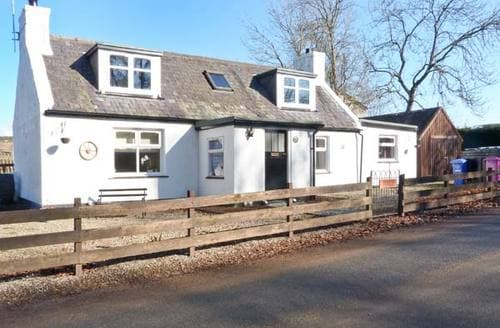 Big Cottages - Quaint Ballindalloch Cottage S6054