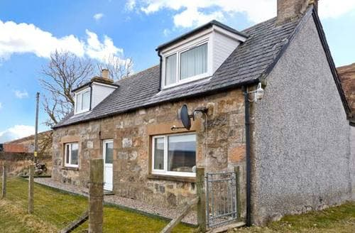 Last Minute Cottages - Beautiful Forsinard House S6079