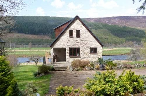 Big Cottages - Quaint Beauly Lodge S6129