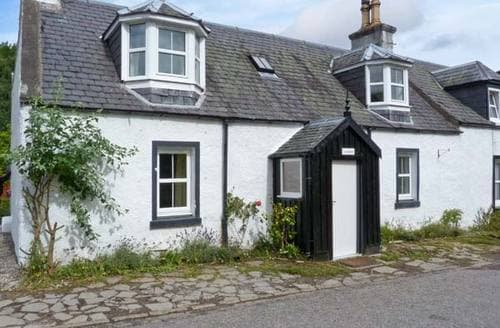 Big Cottages - Quaint Inverness Rental S6202