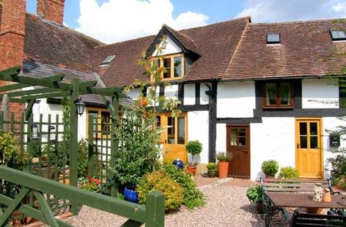 Last Minute Cottages - Stunning Shrewsbury Cottage S6566