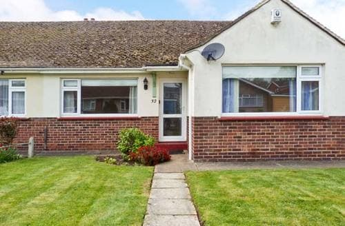 Big Cottages - Luxury Herne Bay Cottage S6701