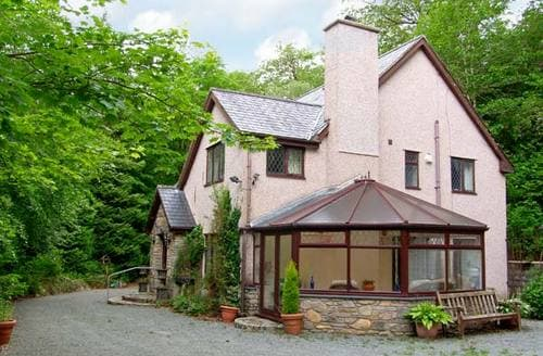 Last Minute Cottages - Wonderful Dolgellau Cottage S6780