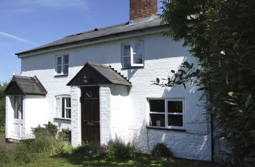 Last Minute Cottages - Wonderful Kingstone Cottage S6817