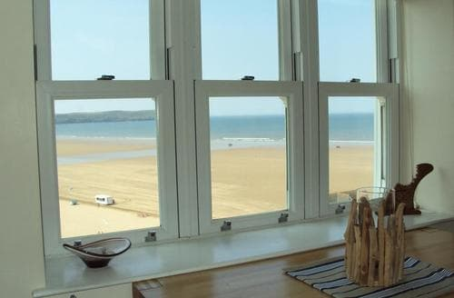 Last Minute Cottages - Wonderful Mortehoe Apartment S6923