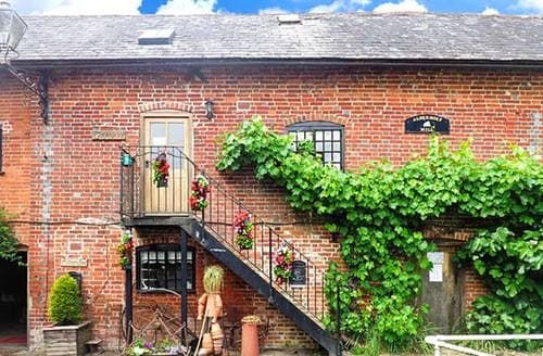 Dog Friendly Cottages - Granary