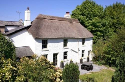 Last Minute Cottages - Stunning Devon Cottage