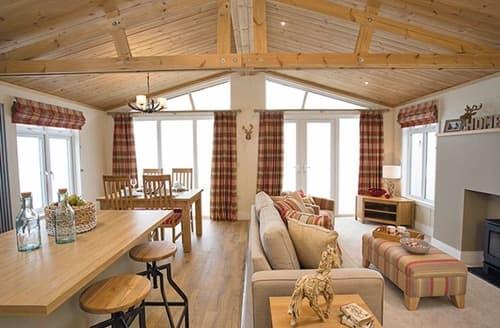 Last Minute Cottages - Calthwaite Lodge