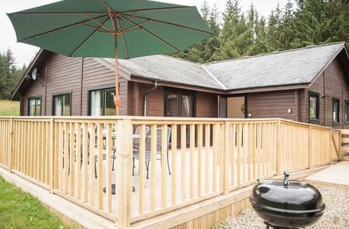 Last Minute Cottages - The Spedding Chalet