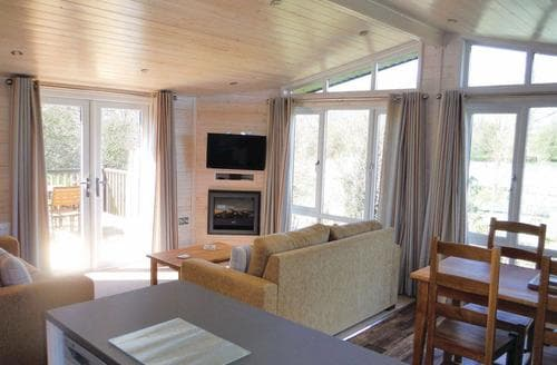 Last Minute Cottages - Juniper Lodge