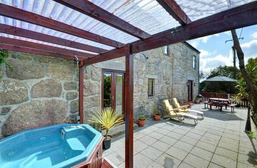 Last Minute Cottages - Tasteful Lamorna Cove Cottage S42784