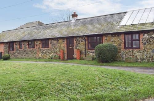 Last Minute Cottages - The Blacksmith Shop