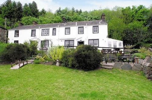 Last Minute Cottages - Wreay Farmhouse