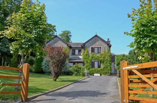 Last Minute Cottages - Coed Fryn