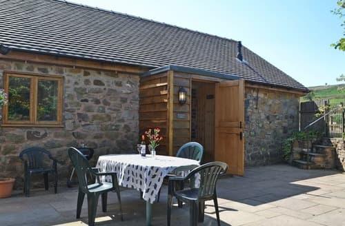 Last Minute Cottages - Cleeton Gate Barn
