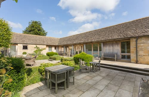 Last Minute Cottages - Gorgeous Temple Guiting Cottage S59561