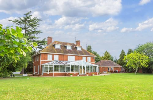 Big Cottages - Quaint Bodenham Cottage S59569