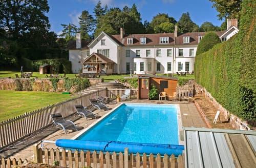 Big Cottages - Inviting Minehead Cottage S59598