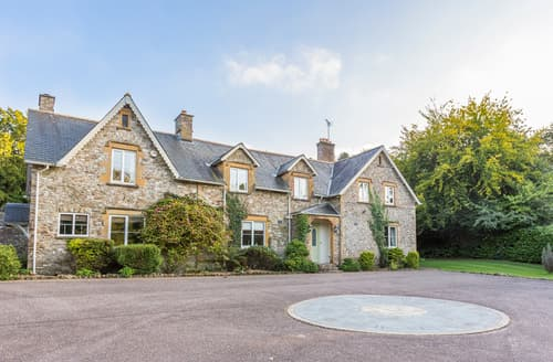 Big Cottages - Delightful Culmhead Cottage S59601