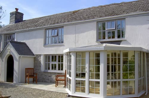 Last Minute Cottages - Lovely Aberdovey Cottage S59612