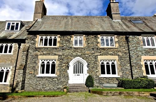 Last Minute Cottages - White Moss