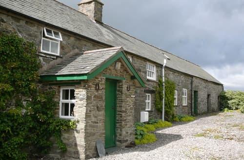Big Cottages - Quaint Conwy Cottage S59662