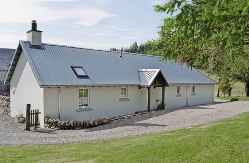 Last Minute Cottages - Geordie's Byre