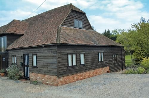 Last Minute Cottages - THE OAST HOUSE