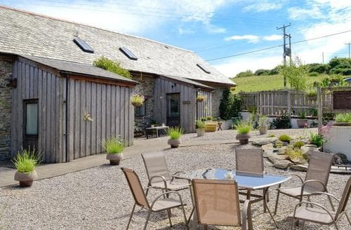 Last Minute Cottages - THE GRANARY - HKKW